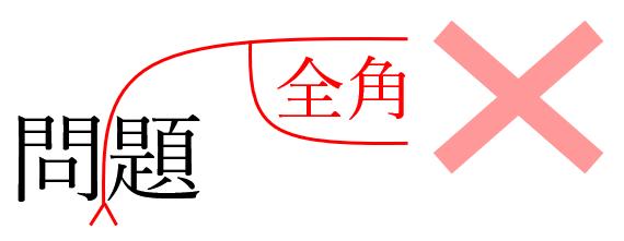 校正記号のアキ・アケ・アケル