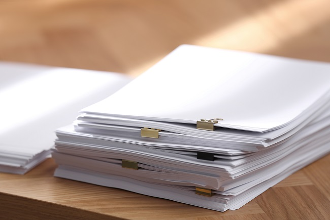原稿や校正ゲラの管理・保管の仕方
